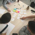 Formation créativité, une occasion supplémentaire de renforcer la cohésion au sein de chaque équipe.