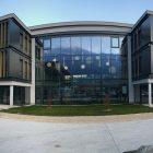 Le bâtiment du Centre d'Entrepreneuriat sur Savoie Technolac