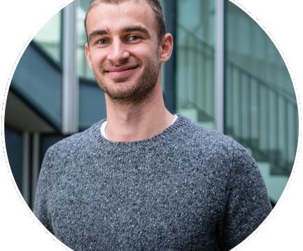Lucas Douchin, étudiant entrepreneur lauréat du 1er appel à projet PITON & Fondation USMB